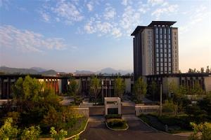 首旅集团北京中建雁栖湖景酒店