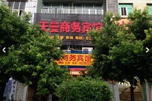 达州开江县天曼商务宾馆