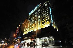 格林豪泰广东省梅州市万象江山商务酒店