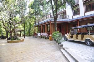 惠州罗浮山玉之兰酒店(原狮峰宾馆)