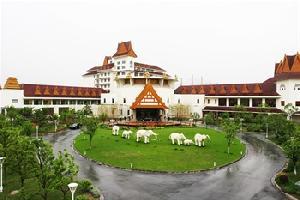 常州环球恐龙城香树湾花园酒店