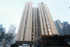 郑州憨豆酒店公寓(正弘数码公寓店)