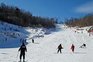 亚布力滑雪场北欧乡村别墅