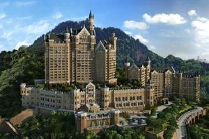 大连一方城堡豪华精选酒店
