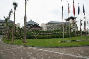惠州金海湾喜来登度假酒店 五星级 豪华海边沙滩酒店