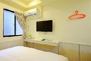 台北西门町银河mini旅店