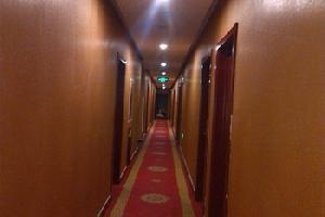 石泉县粮食宾馆
