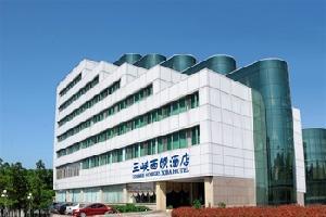 宜昌三峡西坝酒店