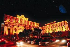 安吉雅典皇宫大酒店 江南天池滑雪场附近4星酒店