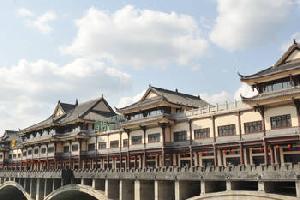 广元剑阁县廊桥酒店