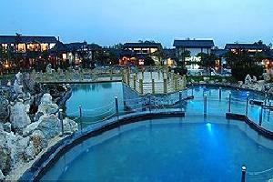 都江堰侏罗纪温泉公园酒店