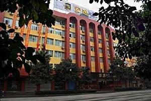 安逸158连锁酒店(乐山店)