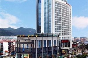 厦门五星酒店 厦门牡丹国际大酒店(含双早)