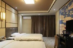 青岛铂金主题酒店