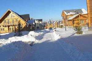 亚布力滑雪旅游度假区青云接待中心