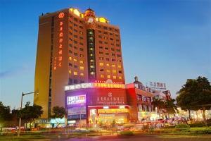 珠海华夏国际商务酒店,南屏街口酒店预订,4星酒店