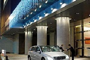 香港五星级酒店:香港铜锣湾皇冠假日酒店