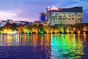 【桂林漓江大瀑布饭店】桂林市中心挂牌五星豪华酒店