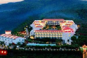 三亚嘉宾国际酒店(5叶绿色饭店)
