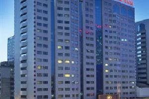 沈阳中山皇冠假日酒店(原沈阳洲际酒店)