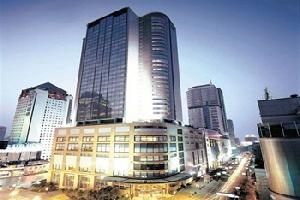 重庆市中心五星海逸酒店团队房5间以上享受此价格