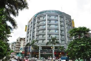 城市便捷酒店(南宁民主店)