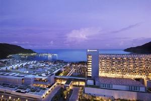 大东海半山半岛洲际度假酒店