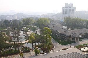 自贡檀木林金陵酒店
