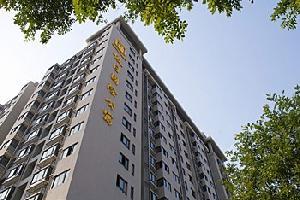 市中心 西安世纪山水酒店,送自助早餐,公寓式