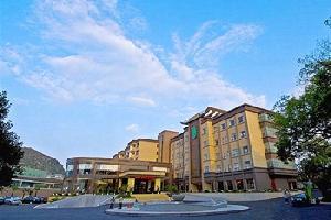 桂林大正温泉假日酒店★可泡温泉的五星级酒店