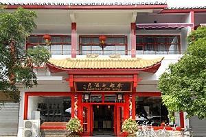 【阳朔帝都大酒店】阳朔西街附近观江景酒店