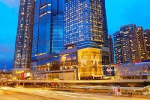 香港五星级酒店:香港W酒店(W HongKong)