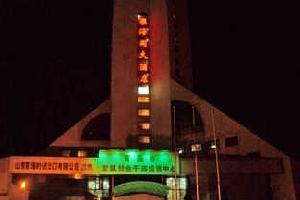 青岛火车站附近海景房|雅海阁大酒店环境好交通便利y