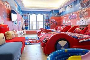 广州晴雨汇儿童主题度假公寓