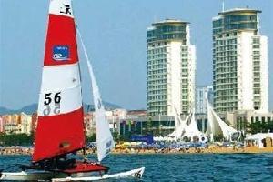 威海国际海景城公寓酒店(山东大学)