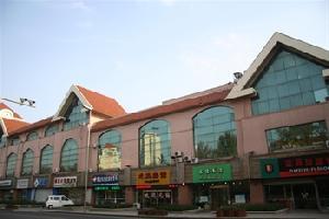 青岛龙嘉宾馆,三星酒店预订,青岛订房中心