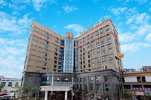 上饶欣凯皇冠酒店