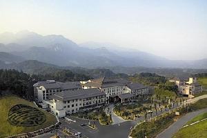 衡阳南岳逸山逸水酒店(原南岳共和酒店)