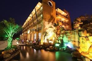 潮州绿岛山庄绿泉酒店