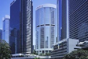 香港五星级酒店:香港港丽酒店