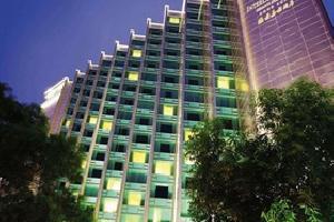 香港五星级酒店:香港海景嘉福酒店