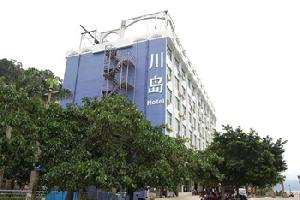 台山下川川岛酒店