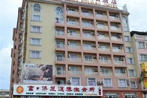 东兴时代假日酒店