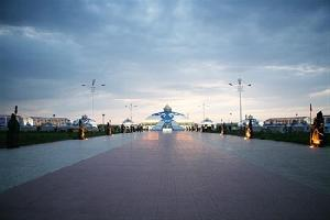 鄂尔多斯天骄蒙古大营酒店