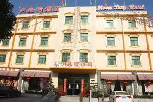 珠海月亮湾酒店