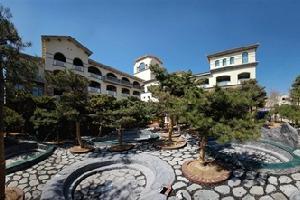 沈陽美國郡溫泉度假酒店訂房套餐/美國郡雙人豪華房