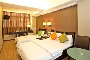 香港尖沙咀新天地酒店