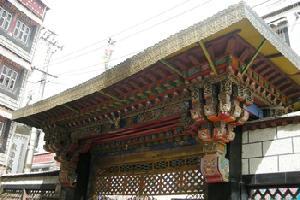 西藏拉萨敦固宾馆