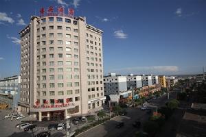 山丹博兴酒店(张掖)