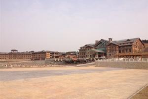晋中山外山黄河京都大酒店